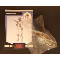 Weequay Pirate (figurine jeu Star Wars Miniatures en VO) 001