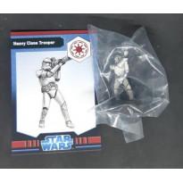 Heavy Clone Trooper (figurine jeu Star Wars Miniatures en VO)
