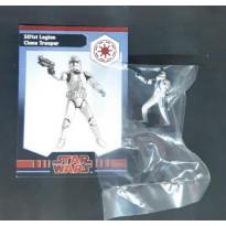 501st Legion Clone Trooper (figurine jeu Star Wars Miniatures en VO)