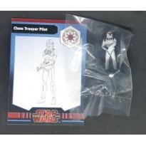 Clone Trooper Pilot (figurine jeu Star Wars Miniatures en VO)