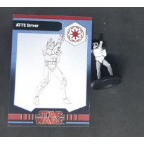 AT-TE Driver (figurine jeu Star Wars Miniatures en VO)