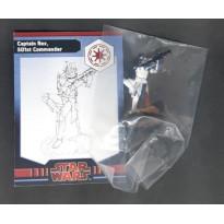 Captain Rex, 501st Commander (figurine jeu Star Wars Miniatures en VO)
