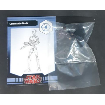 Commando Droid (figurine jeu Star Wars Miniatures en VO) 001