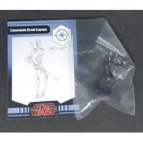 Commando Droid Captain (figurine jeu Star Wars Miniatures en VO)