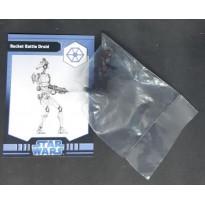 Rocket Battle Droid (figurine jeu Star Wars Miniatures en VO)