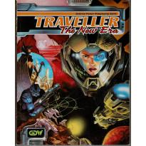Traveller : The New Era (jdr de GDW en VO) 001