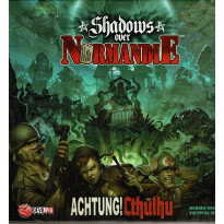 Shadows over Normandie - Boîte de base (jeu de stratégie de Devil Pig Games en VF)