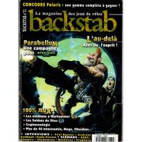 Backstab N° 31 (le magazine des jeux de rôles) 004