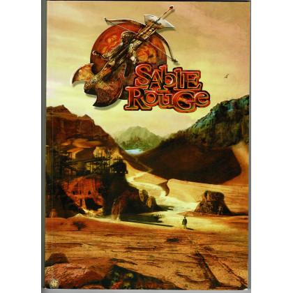 Sable Rouge - Livre de base (jdr Editions du 7e Cercle en VF) 002