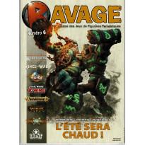 Ravage N° 6 (le Magazine des Jeux de Figurines Fantastiques) 003