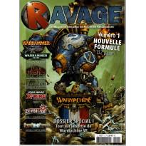 Ravage N° 1 (le Magazine des Jeux de Figurines Fantastiques) 002