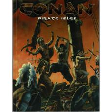 Pirate isles (jdr Conan d20 System en VO)