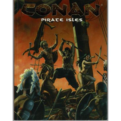 Pirate isles (jdr Conan d20 System en VO) 001