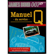 Manuel du Service Q (jdr James Bond 007 en VF) 007