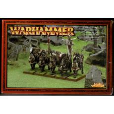 Chevaliers du Chaos (boîte de figurines Warhammer en VF)
