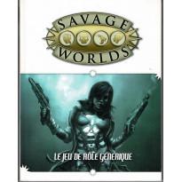 Savage Worlds - Livre de base (jdr de Black Book Editions en VF) 002