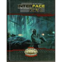 Interface Zero 2.0 - Full Metal Cyberpunk (jdr Savage Worlds de BBE en VF) 001