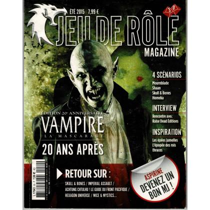 Jeu de Rôle Magazine N° 30 (revue de jeux de rôles) 004