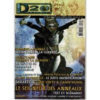 D20 Magazine N° 10 (magazine de jeux de rôles) 005