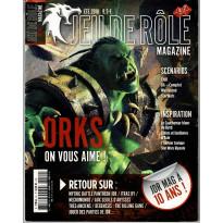 Jeu de Rôle Magazine N° 42 (revue de jeux de rôles)