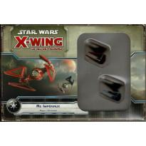As Impériaux (jeu de figurines Star Wars X-Wing en VF)