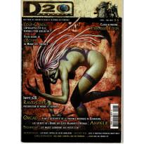 D20 Magazine N° 6 (magazine de jeux de rôles) 004