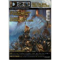 D20 Magazine N° 8 (magazine de jeux de rôles) 004