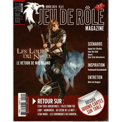 Jeu de Rôle Magazine N° 44 (revue de jeux de rôles) 003