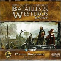 Batailles de Westeros - Maison Baratheon (jeu de stratégie avec figurines Battlelore en VF)