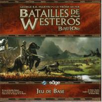 Batailles de Westeros - Boîte de base (jeu de stratégie avec figurines Battlelore en VF) 001
