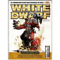 White Dwarf N° 206 (magazine de jeux de figurines Games Workshop en VF) 001