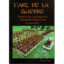 L'Art de la Guerre - Règle de jeu avec figurines Antiquité et Moyen-Age (Livre V2 en VF) 003