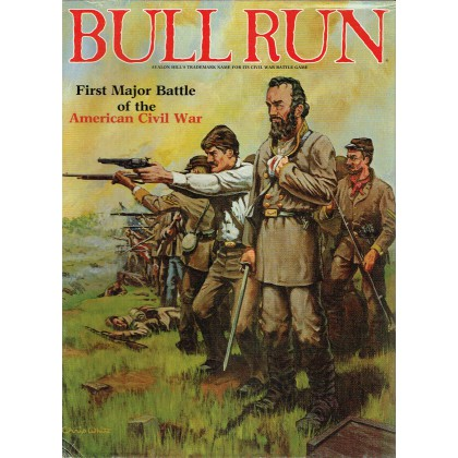 Bull Run - First Major Battle of the American Civil War (wargame en VO) 001