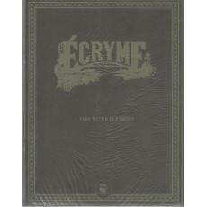 Vade mecum Ecryméen - Lot 5 Dossiers de Personnage (jdr Ecryme 2e édition du Matagot en VF)