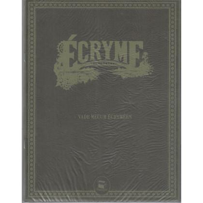 Vade mecum Ecryméen - Lot 5 Dossiers de Personnage (jdr Ecryme 2e édition du Matagot en VF) L147
