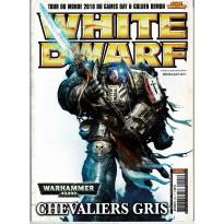 White Dwarf N° 204 (magazine de jeux de figurines Games Workshop en VF) 001