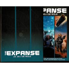 The Expanse - Livre, étui et goodies souscription (jdr Black Book Editions en VF)