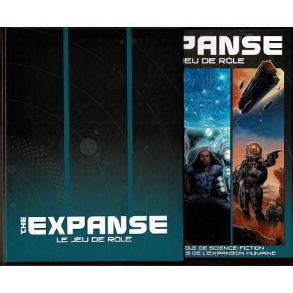 The Expanse - Livre, étui et goodies souscription (jdr Black Book Editions en VF) 002