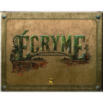Ecryme - Coffret de base (jdr 2e édition du Matagot en VF) 003