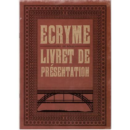 Ecryme - Livret de Présentation (jdr 2e édition du Matagot en VF) 003