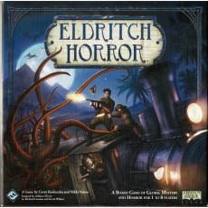 Eldricht Horror + Forsaken Lore Expansion (jeu de stratégie Fantasy Flight Games en VO)