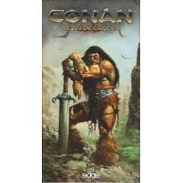 Conan - Le jeu de cartes (jeu simulation cartes d'Edge en VF) 001