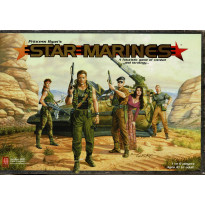 Princess Ryan's Star Marines (jeu de stratégie d'Avalon Hill en VO) 001