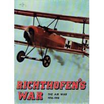 Richthofen's War - The Air War 1916-1918 (wargame en VO) 001