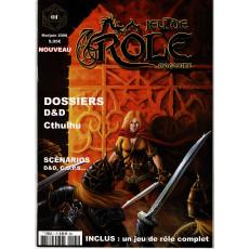 Jeu de Rôle Magazine N° 1 (revue de jeux de rôles)