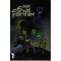 Final Frontier - Livre de base (jdr éditions John Doe en VF) 003