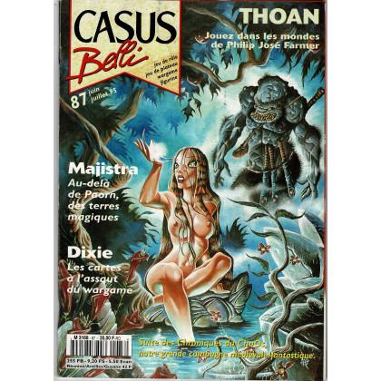 Casus Belli N° 87 (magazine de jeux de rôle) 013
