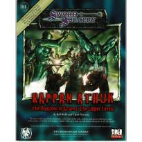 R1 - Rappan Athuk (jdr Sword & Sorcery d20 System en VO)