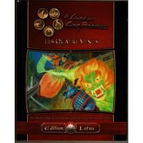 Les Quatre Vents - Edition Lotus (jdr Le Livre des Cinq Anneaux V3 en VF)