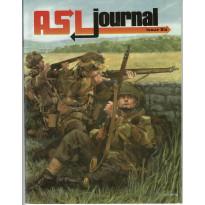 ASL Journal - Issue Six 6 (wargame Advanced Squad Leader en VO) 001